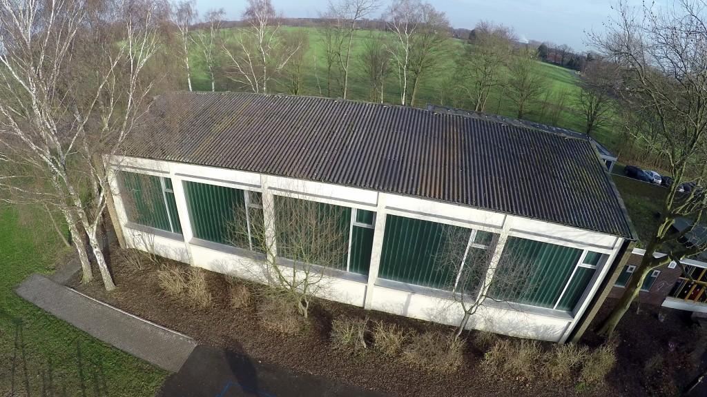 Turnhalle an der Grundschule in Friedewalde