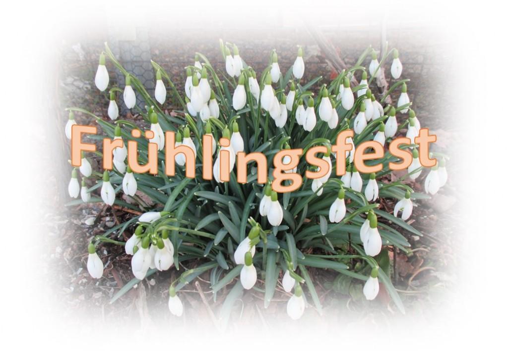 Frühlingsfest in der Grundschule